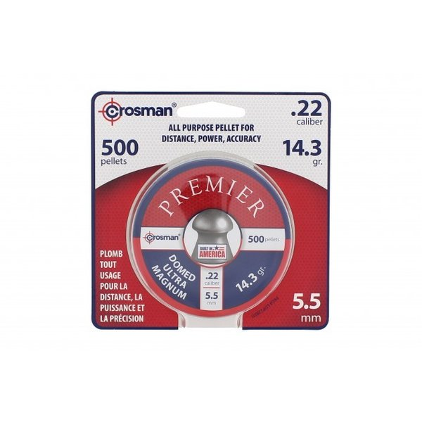 Crosman Domed Diabolo 5,5 mm