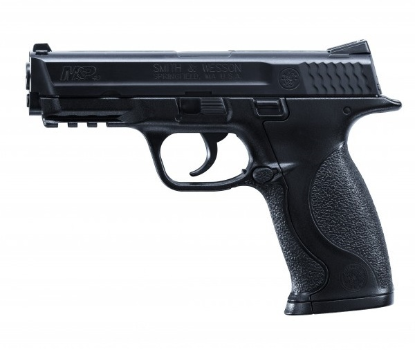 Airgun Pistool Smith & Wesson M&P CO² 4.5 mm Zwart