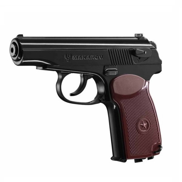 Airgun CO² Model 4,5 MM Makarov metaal