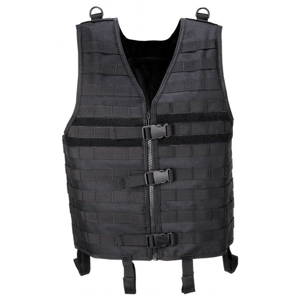 "Vest, ""MOLLE Light"", zwart"
