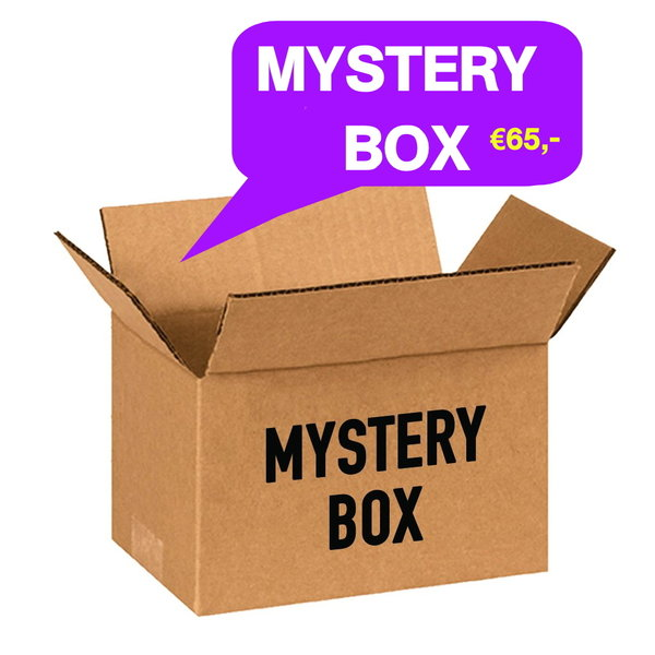 """Security"" of ""Wapen"" mystery Pakket T.W.V €100,- voor €65,-"
