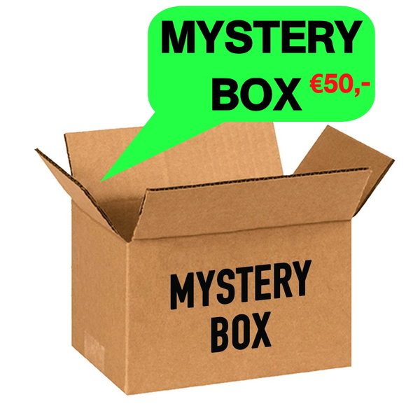 """Security"" of ""Wapen"" mystery Pakket T.W.V €50,- voor €29,95"