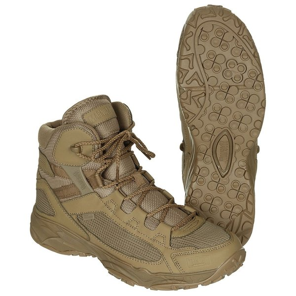 "Mission boots, ""MAGNUM"", Assault Tactical 5.0, coyote"