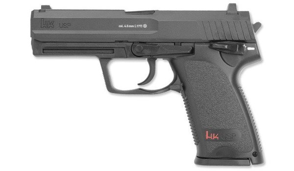 Airsoft Pistool CO² H&K USP 4,5 MM