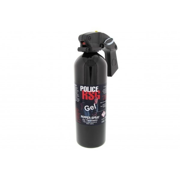 "RSG - POLICE "" Gel "" Gel Peperspray 750 ml"